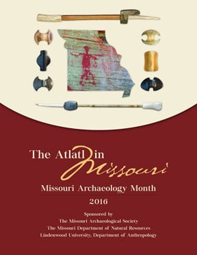 2016 Archaeology Month Poster